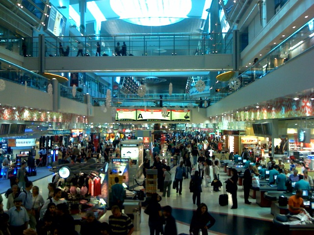 Dubai's International Duty Free